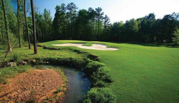 Limestone Springs Golf Club in Oneonta, Ala.
