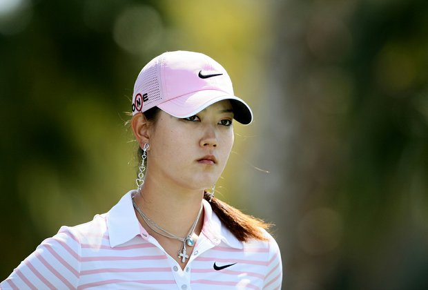 Michelle Wie shot a second consecutive 71 Friday at the Kraft Nabisco Championship.