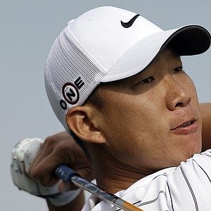 Anthony Kim is tied with Bryce Molder entering the final round of the Shell Houston Open.