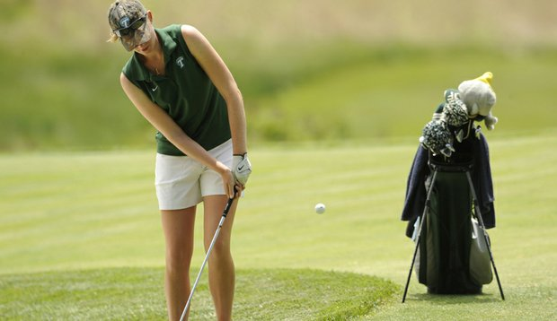 Janine Fellow led Tulane to a victory Sunday at the Rebel Intercollegiate.