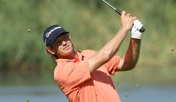 Retief Goosen is the popular pick this week among Golfweek staffers.