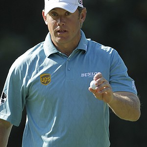 England's Lee Westwood fired a 5-under 67 Thursday.