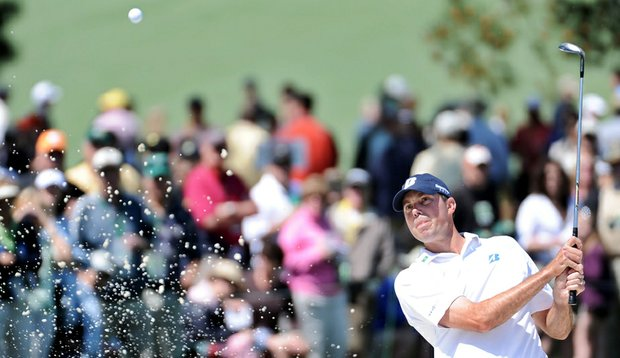 Matt Kuchar is 1-under par heading into the weekend at the Masters.