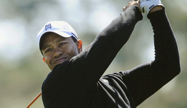 Tiger Woods is in contention at the Masters, and that's good news for CBS executives.