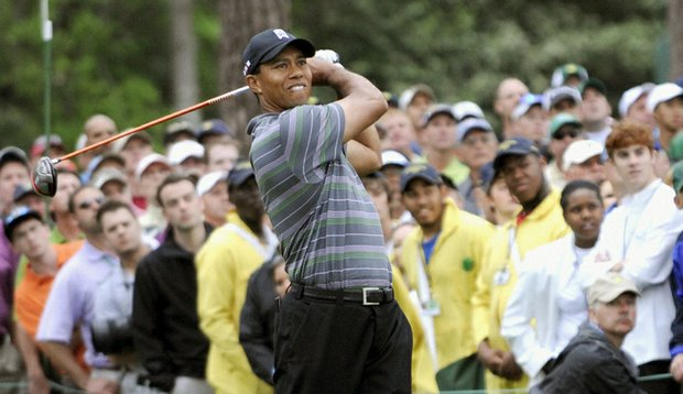 Tiger Woods has just one bogey over his last 22 holes.