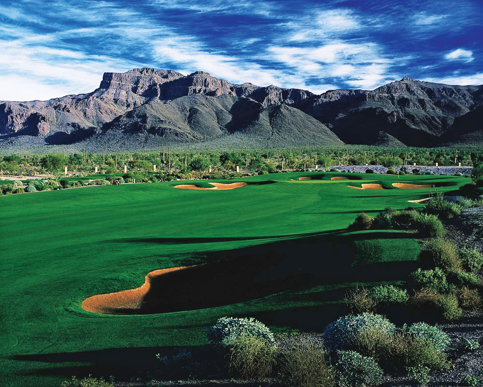 Superstition Mountain's Prospector course