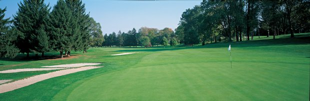No. 1 on the West Course at Hershey Country Club
