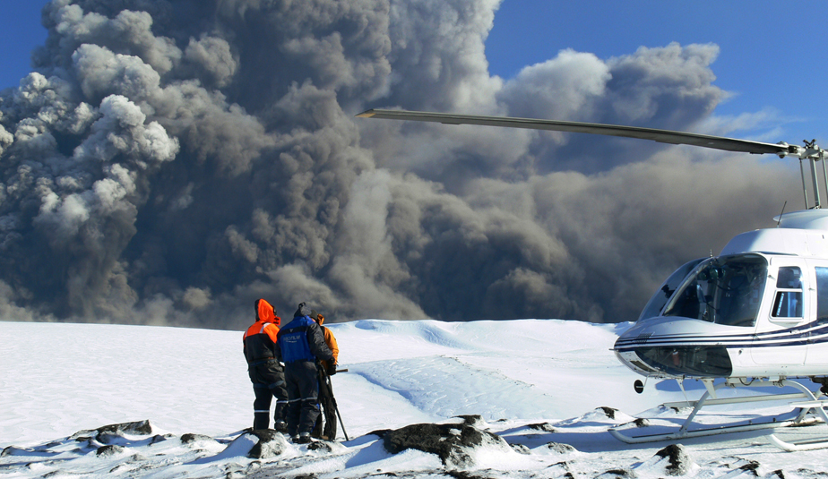 A volcanic eruption in Iceland has caused significant travel delays for those traveling in and out of Europe.