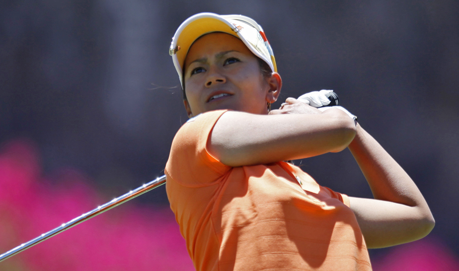 Ai Miyazato won the Tres Marias Championship on May 2.