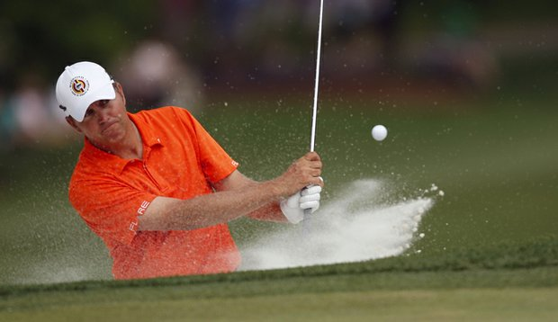 Bo Van Pelt at the Quail Hollow Championship.