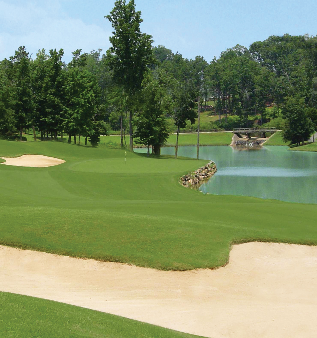 Highland Creek Golf Club