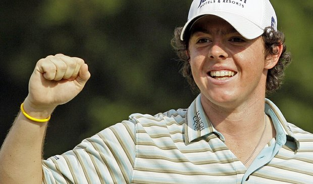 Rory McIlroy won the Quail Hollow Championship, then turned 21 two days later.