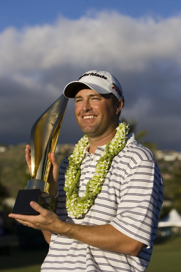 Ryan Palmer won earlier this year at the Sony Open.