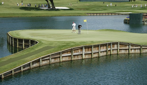 No. 17 at TPC Sawgrass.