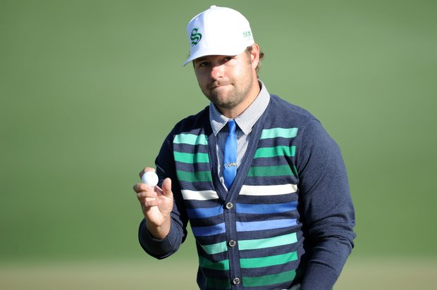Ryan Moore at the 2010 Masters.