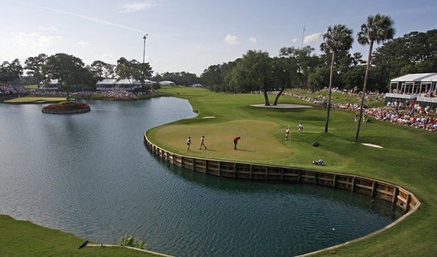 No. 16 at TPC Sawgrass