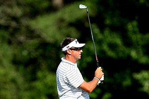 Robert Allenby is one shot behind leader, Lee Westwood after Saturday's round. Allenby shot a 67.