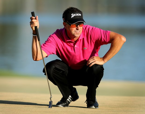 Robert Allenby posted at 15 under, losing by one stroke to Tim Clark.