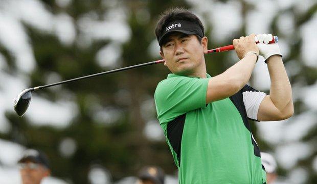 Y.E. Yang at this year's SBS Championship.