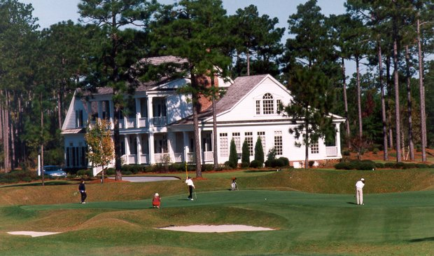 Country Club of Landfall in Wilmington, N.C.