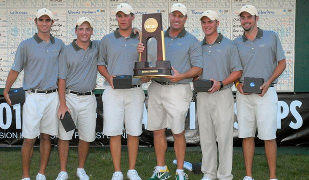 Methodist, winner of the 2010 NCAA Division III Men's Golf Championship