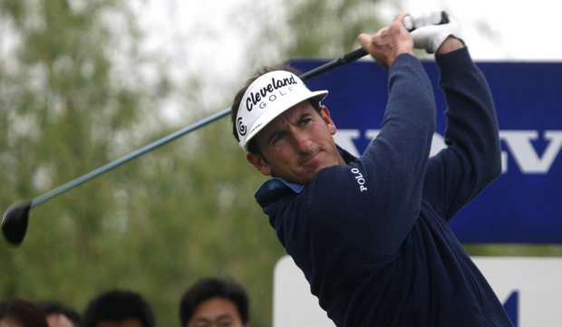 Gonzalo Fernandez-Castano at the 2009 Volvo China Open.