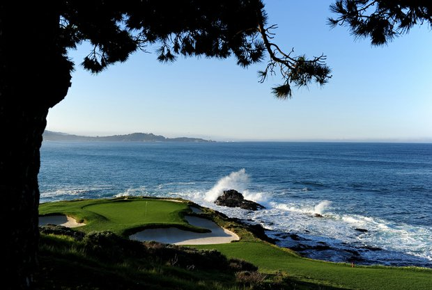 No. 7 at Pebble Beach Golf Links.