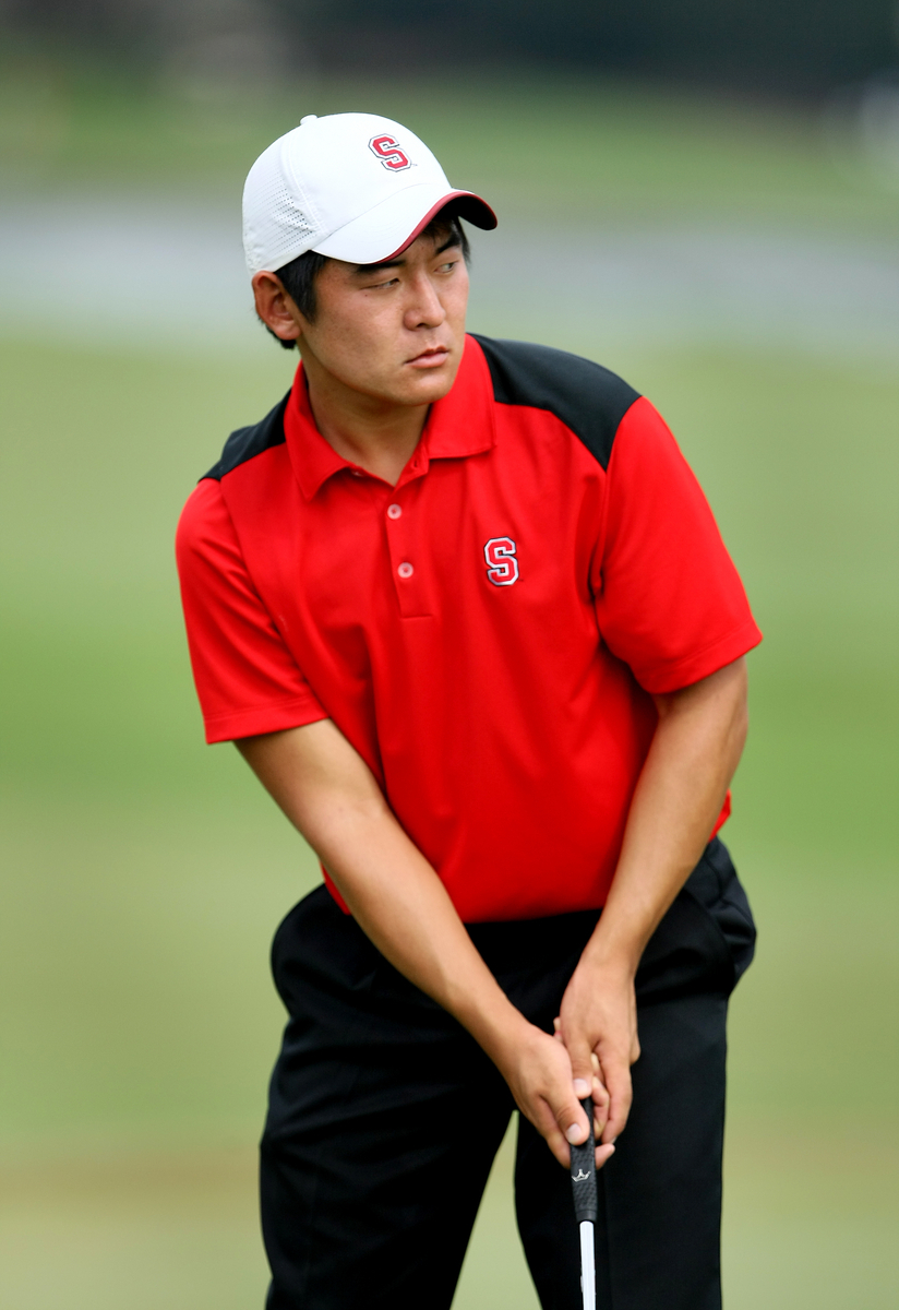 Stanford sophomore Andrew Yun