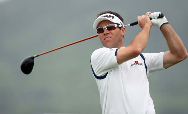 Andrew Tschudin of Australia finished seventh at the SK Telecom Open.