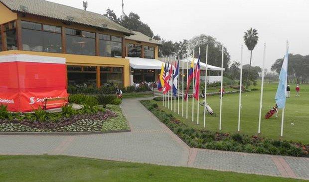 Lima's Los Inkas Golf Club, a 6,868-yard par 72.