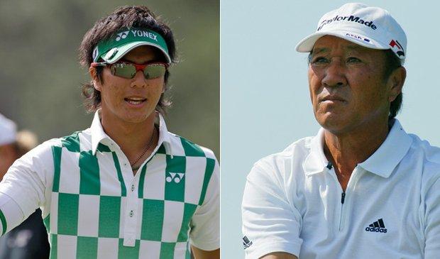 Ryo Ishikaw and Isao Aoki