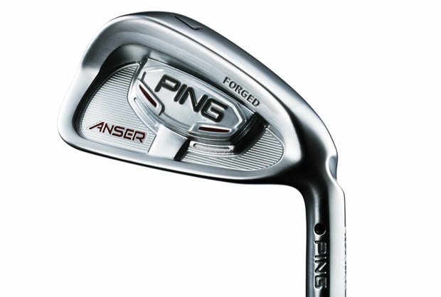The new Ping Anser forged iron.