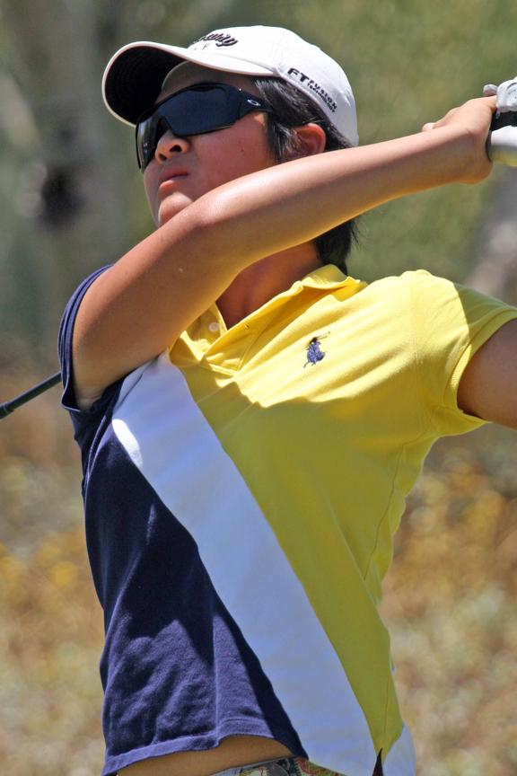 Yueer Cindy Feng won the AJGA Thunderbird International.