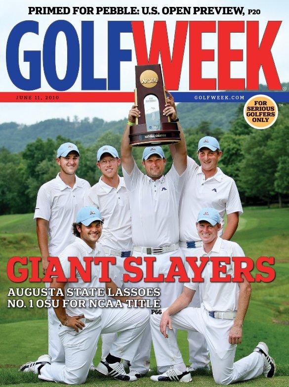 Golfweek (June 11, 2010)