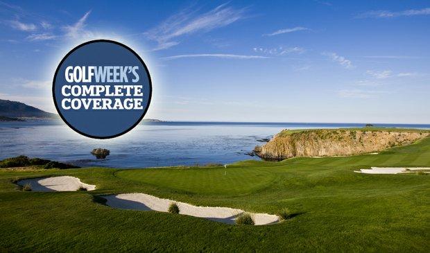 No. 8 at Pebble Beach Golf Links.