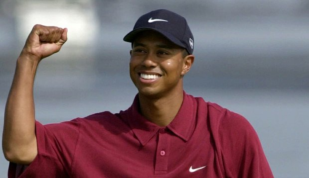 Tiger Woods won the 2000 U.S. Open at Pebble Beach.