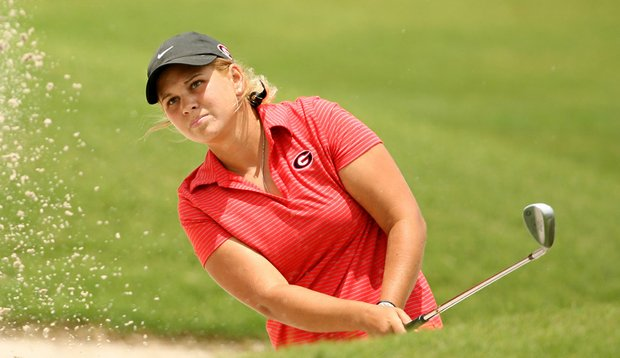 Whitney Wade is in her rookie season on the LPGA tour. (File photo)