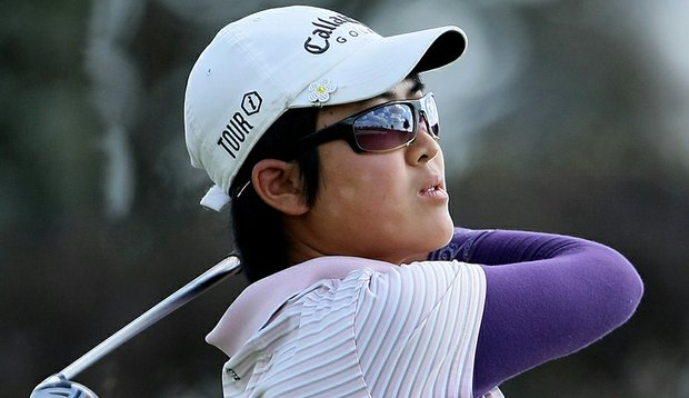 Yueer Cindy Feng also won the Thunderbird International Junior last month.