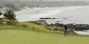 U.S. Open: Round 2 at Pebble Beach