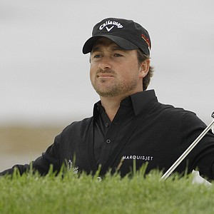 Graeme McDowell during the second round of the U.S. Open.