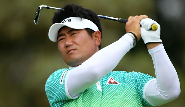Y.E. Yang struggled to a back-nine 49 in Round 2, missing the cut by seven.