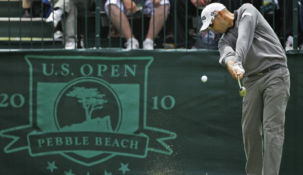 Gregory Havret had to put up a fight to make it through U.S. Open qualifying.