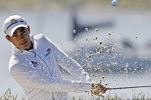 Camilo Villegas, shown here at the U.S. Open, won the Colombia Open as an amateur in 2001.