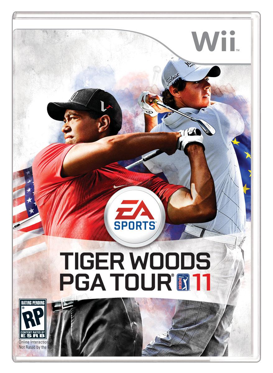 Tiger Woods PGA Tour 2011