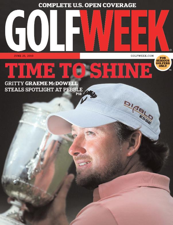Golfweek (June 25, 2010)