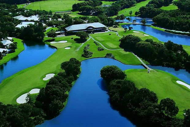 The Australian PGA Championship (Dec. 9-12) offers a purse of AUD $1.5 million and will be played at the Hyatt Regency Coolum on Queensland's Sunshine Coast, its home for nearly a decade.