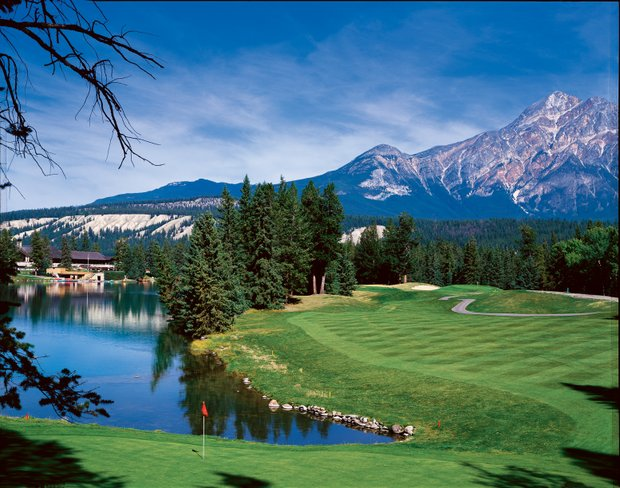 Fairmont Jasper Park Lodge CC