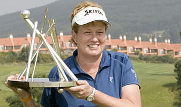 Karen Lunn won the 2010 Portugal Ladies Open by one stroke.