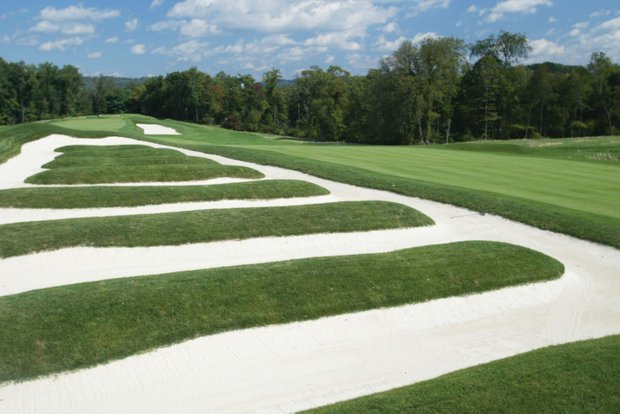 The best in the women's game might be saying a few extra prayers to avoid Oakmont's famous Church Pews bunker.