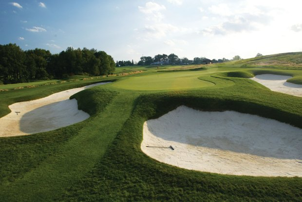 No. 13 at Oakmont Country Club